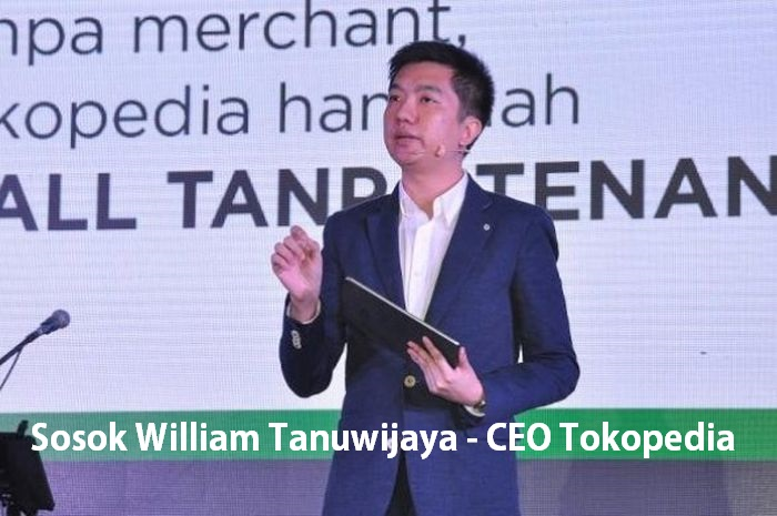 Sosok William Tanuwijaya – CEO Tokopedia